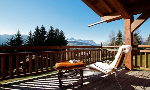 Choose the alpine chalet of your dreams