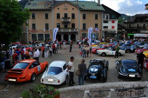 Next events in Megeve