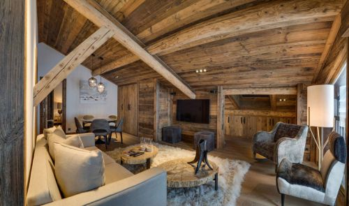 Location d'appartements et chalet d'exception